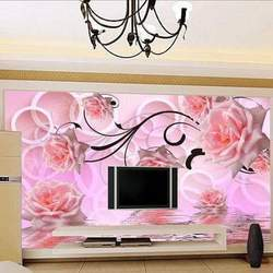 Wooden LCD TV Cabinet