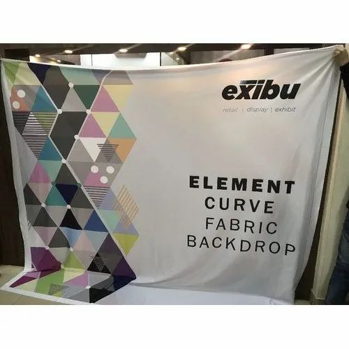Dye Sublimation Printing 10FT - Cloth Sublimation Banner