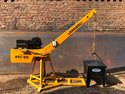 Mini Crane Tower Hoist Machine