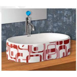 Oval Table Top Wash Basin