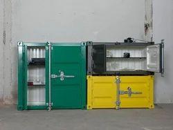 Industrial Storage Dresser Container