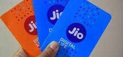 4G LTE Jio Prepaid Sim Card (MUMBAI)