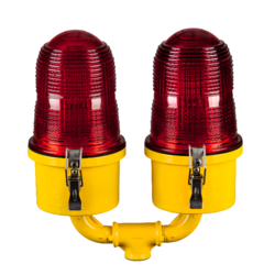 Double Aviation Lamp