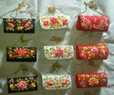 Silk Embroidered Ladies Purse