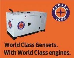 Cooper Diesel Generators 50kVA-125kVA