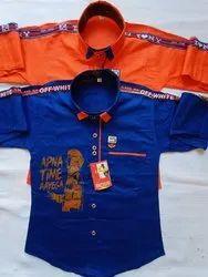 Vk 12 Color Plain Shirt, Size: Medium