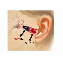 IIC (Invisible in The Canal) Hearing Aids