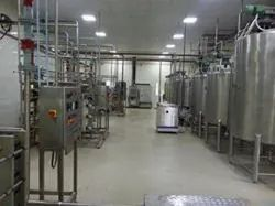 Automatic Wine Bottling Plant