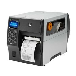Black Zebra Zt410 Industrial Printer