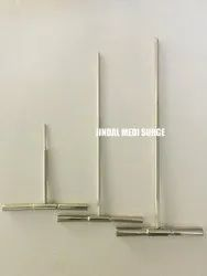 Cannulated Tap 4.0mm with T Handle Orthopedic Instrument
