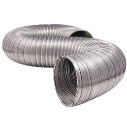 Aluminium Semi Rigid Spiral Duct