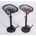 Industrial Iron Tractor Seat Stool And Chair,