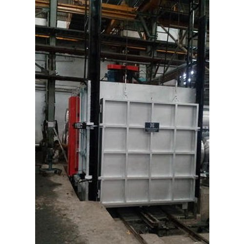 Bogie Hearth Ageing Furnace