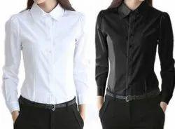 Women Dresses Corporate Office Shirt Or Dress