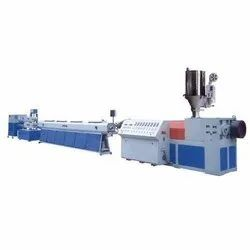 Industrial Plastic Pipe Extrusion Line