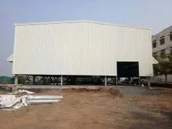 Iron Prefabricated Structure Service