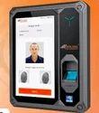 Realtime Aadhaar Based Biometric Machine (AEBAS)