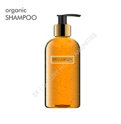 SR Luxury Ayurvedic Shampoo, Packaging Size: 20-500 mL