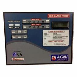 Steel Agni Fire Alarm Control Panel