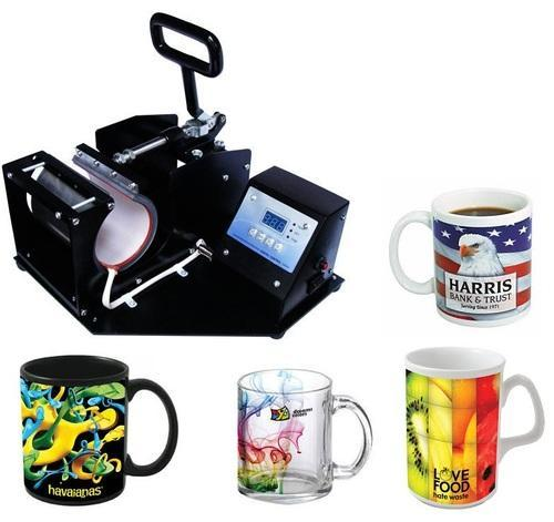 a020f46a Mug Printing Machine - Mug Heat Press at Rs 3000 /piece | Mug ...