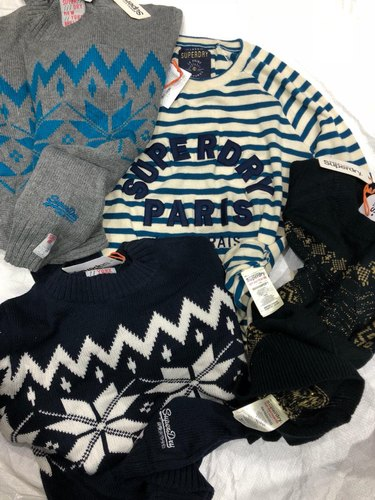 official photos 38105 43074 Superdry Ladies Pullovers