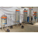 Industrial Semi Automatic Soda Soft Drink Plant