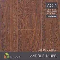 Antique Taupe Laminate Wooden Flooring