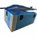 Blue PP Corrugated Carton Box