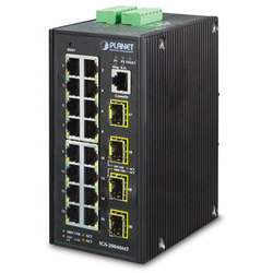 L2 Ring Managed Gigabit Ethernet Switch IGS-20040MT