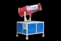 Fogging Cannon Dust Suppression Systems