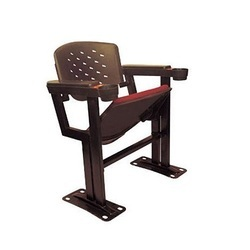 Emerald and Back Auditorium Seat Cushioned Economical Chair