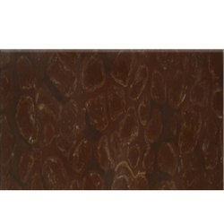 Brown Marble Stone, Thickness: 10-15 mm