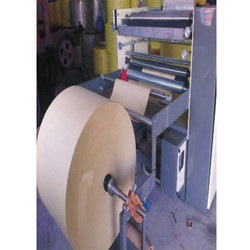 Paper Roll Lamination and Slitting Combo Machine