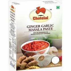 Ginger Garlic Masala Paste