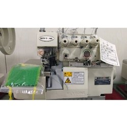 Keytone Overlock Machine, For Textile Industry, Automatic Grade: Manual