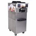 Semi Automatic Soft Serve Ice Cream Machine, 2.4 Kw