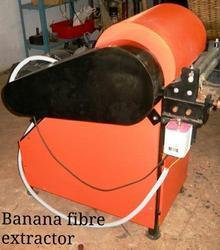 Banana Fiber Extracting Machine
