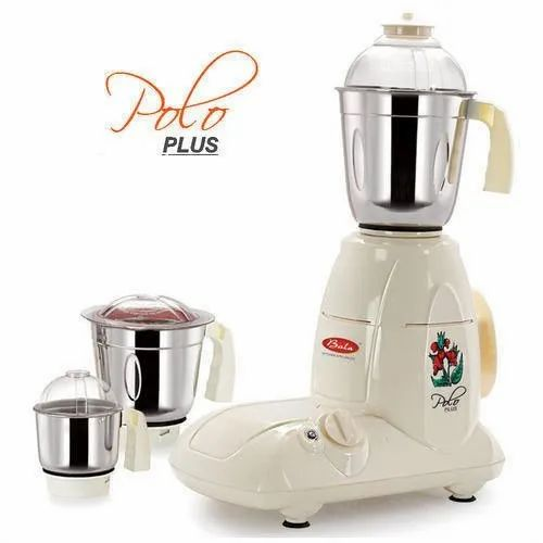 Food Mixer Bala Polo Plus Mixer Grinder, 550 Watts