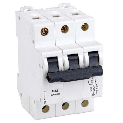 Miniature Circuit Breaker C32, MCB, Mini Circuit Breaker ...