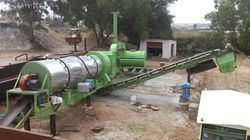 Dual Asphalt Drum Mix Plant