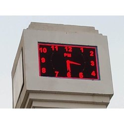 Led Tower Clock