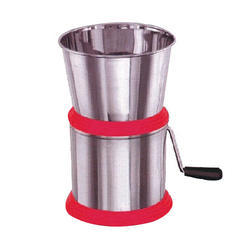 Stainless Steel Round Chilly Cutter