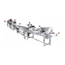 Fully Automatic Paratha Making Machine