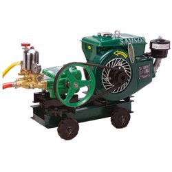 Samson Engine Sprayer Set