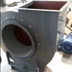 50-60 Hz Electric Industrial SS Exhaust Blower, 415 V