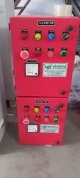Fire Pump House Control Panel