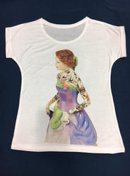 Ladies Print Top
