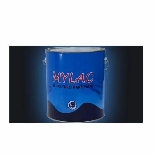 Mysore Paints 1 Liter 2K PU Clear Coat, 1liter / 4 Liters