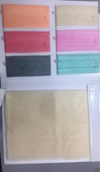 Khadi Organza Pattern Fabric