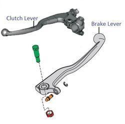 Bajaj Bike Clutch Brake Parts